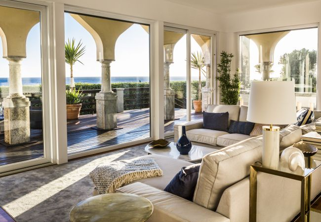 Villa em Cascais - The Seafront Manor by The Getaway Collection