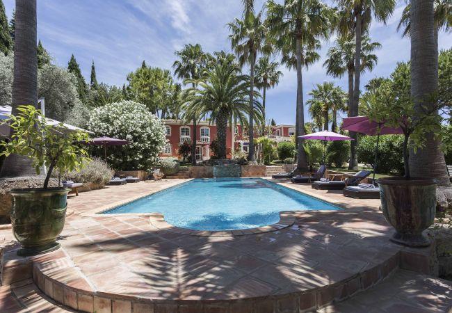Villa em Almancil - Villa Oasis by The Getaway Collection