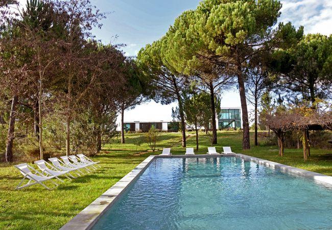Villa in Península de Tróia - Comporta Glass House by The Getaway Collection