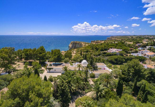 Villa in Carvoeiro - The Algarve Temple Villa By The Getaway Collection